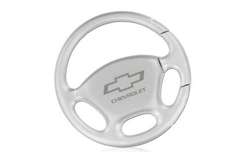 Chevrolet Steering Wheel Key Chain Keychain Fob