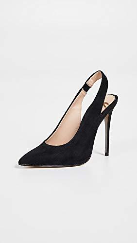 De g2412 Sesdierdr Tacón Negro Sam Mujer Zapatos Edelman qwzAHxnEI