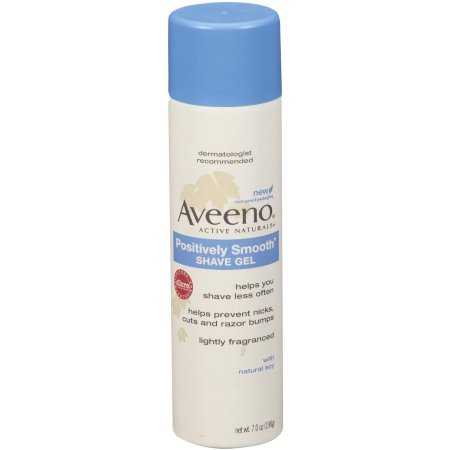 PACK OF 3 EACH AVEENO SHAVE GEL SMOOTH 7OZ PT#38137003859