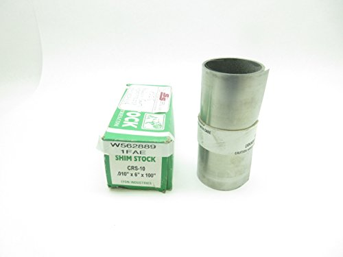 LYON INDUSTRIES CRS-10 SHIM STOCK .010IN X 6IN X 100IN D603479