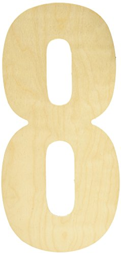 - MPI Baltic Birch Collegiate Font Letters & Numbers 13