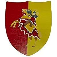 Juguetutto - Escudo caballero rojo - Juguete
