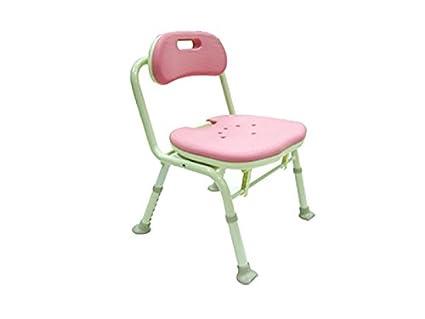 Sam@ i vecchi incinte sedie donna balneari e sgabelli bracciolo