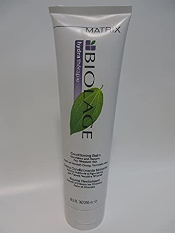BIOLAGE by Matrix - CONDITIONING BALM REPAIRS DRY, OVER STRESSED HAIR 8.5 oz for Women (Matrix Biolage Conditioning)