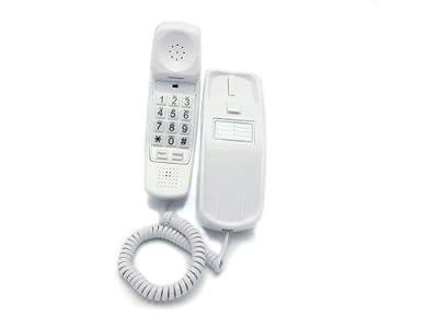 iSoHo Retro Novelty Trimline Phone, Choctaw White