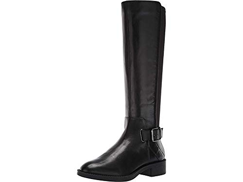 Nine West Women's Senior Boot Black 6.5 M US