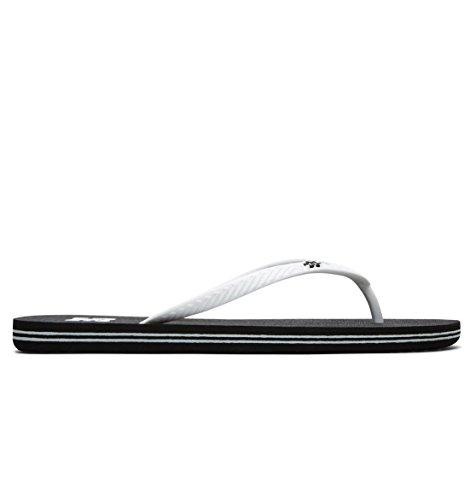 Tongs Chaussures Chaussures Dc Femmes Negro Dc Pour Pulvérisation Pulvérisation Adjl100014 nSgWf