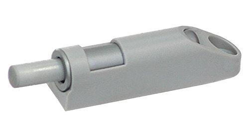 10 Türdämpfer Möbeltürdämpfer Grau mit Adapter TÜV Monitoring und ...