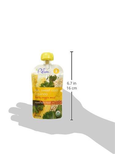 Plum Organics Corn, Kale, Carrot & Tomato Baby Food, 3.5 oz by Plum Organics (Image #4)