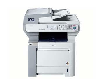 Brother DCP-9045CDN - Impresora multifunción láser Color (20 ppm ...
