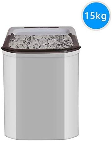 製氷機•製氷機•2.5 Lタンク•味のないプラスチックライニング•コンプレッサーシステム•簡単に掃除できる•低い作動音•バックライト付きLCDディスプレイ