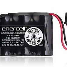 Enercell® 3.6V/350mAh Ni-Cd Cordless Phone Battery