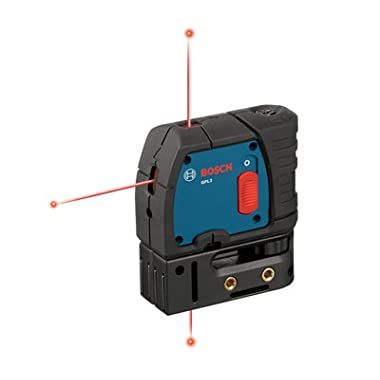 Bosch GPL3 3-Point Laser Alignment with Self-Leveling