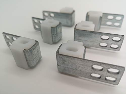 Hoowen Upholstery Furniture Spring Clips, EK, S Clips,, used for sale  Delivered anywhere in USA