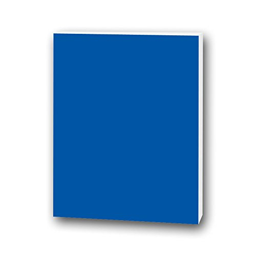 Flipside Products 20325 Foam Board, 20'' x 30'', Blue (Pack of 25)