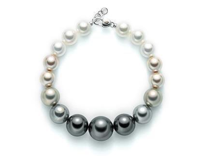 yukiko Bracelet Perles de nacre br658