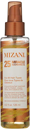 Mizani Scalp Care - MIZANI 25 Miracle Nourishing Hair Oil, 4.2 Fl Oz