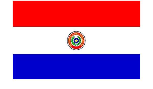 PARAGUAY 5ft x 3ft  Flag