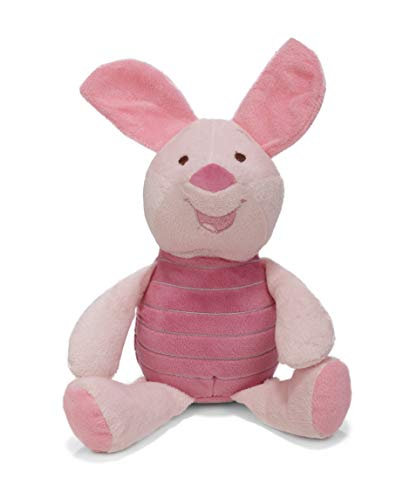 "Disney Baby Winnie The Pooh & Friends Small Piglet Stuffed Animal, 14"" from Kids Preferred"