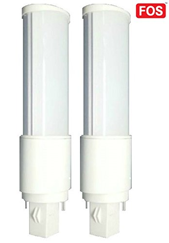G24 C Down White 2139 LED LumensCool 6500kPACK Watt Length OF Lamp FOS 7 mm BulbPL Light840 2IEDHYW9