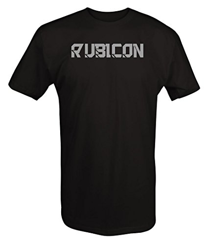 Stealth -Rubicon Jeep Wrangler Rock Edition T Shirt - 5XL