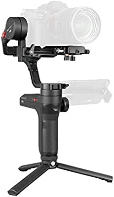 Zhiyun WEEBILL LAB 3 axis Handheld Gimbal Stabilizer for Mirrorless Cameras and Sony A7S A7M3 A7R3 A7R2 A7S2 A6500 A6300 A6000 Panasonic GH5 GH5s Standard Package