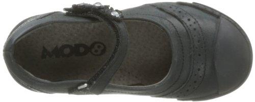 MODALU(モダル) Karma - Zapatos de cuero para niña Negro (Noir (81))