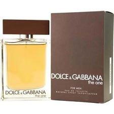 Dolce & Gabbana The One 50ml / 1.6 oz Edt Spray for Men