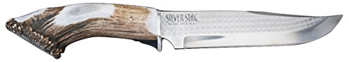 Silver Stag Bowie Fixed Knife product image