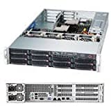 Supermicro SYS-6027R-72RFTP+ INTEL XEON PROCESSOR E5-2600 FAMILY,QPI UP TO 8GT/S,UP TO 768GB DDR3 1600MHZ ECC