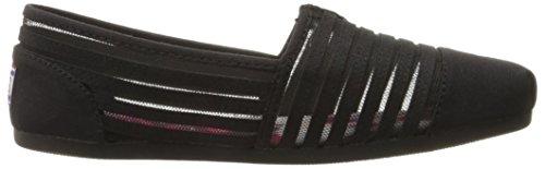 Flotteurs Black Luxe Skechers Adorbs Black Chaussure Chill De 8qg7wr8