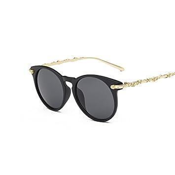 989c83c64c1 Tocoss(TM) Vintage Metal Frame Rose Sunglasses Women Brand New Designer Cat  Eye Sun