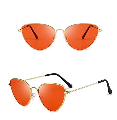 a258580c38 Gafas de sol : Marcos de diseñador hombres gafas de sol en línea Fliegend  Gafas de Sol Polarizadas para Mujer Hombre Gafas Vintage Retro Unisex Cat  Eye ...