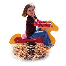 Spring Riders Playground Equipment (Ultra Play Horse Spring Rider)
