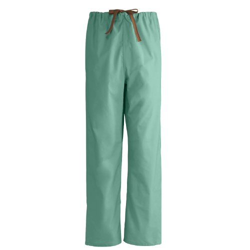 Medline Unisex 100% Cotton Reversible Scrub Pants, 649mjsxl, 1 Pound