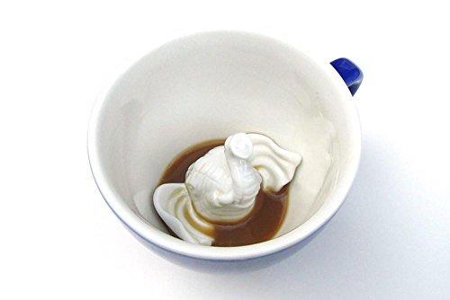 Creature Cups Elephant Cup (11 oz, Cobalt Blue)