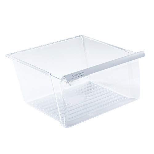 AE-SELECT Appliance Part 2188656 Refrigerator Crisper Pan for - Refrigerator Sears Whirlpool