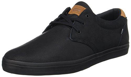 Globe Sneaker Saule Herren Schwarz (noir / Noir)