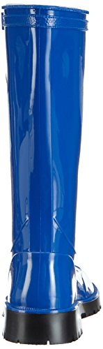 Chuva Iris Dameslaars Pvc - Botas De Agua para mujer Blau (Kobalt(Kobalt) 14)