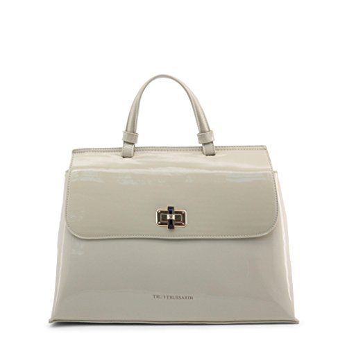 Trussardi 76btp14 White Woman Handbags
