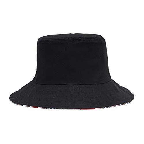 df3f97e2 Jual BT21 Black Reversible Bucket Hat for Men and Women - | Weshop ...