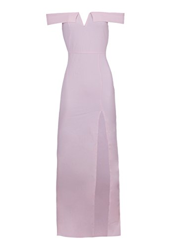 Paris Shoulder Women's Dress The AX Nude Maxi Off C5dc5Iqw
