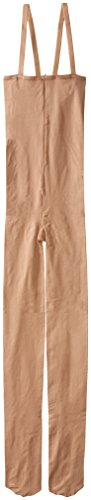 Capezio Women's Ultra Soft Body Tights, Light Suntan, Small/Medium (Capezio Tan Dance Tights)