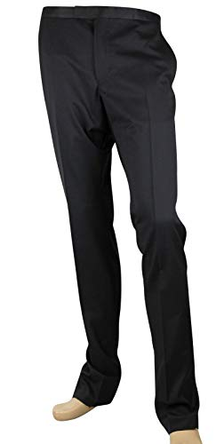 Gucci Men's Skinny Black Wool 60 Evening Dress Pant for sale  Delivered anywhere in USA