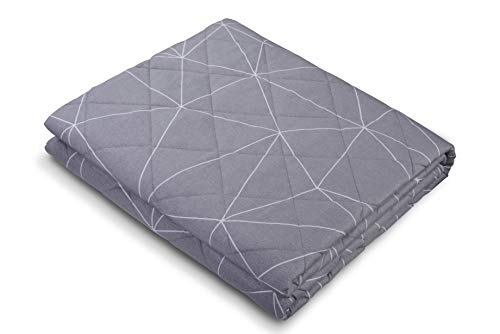 Anjee 2.0 Weighted Blanket (15 lbs for 130-150 lbs Individual, 60