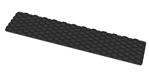 Highland 1041400 Sure Step Self-Stick Rubber Mat, 2 Pack ()