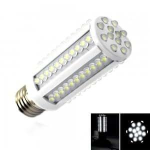 E27 3.5W 78 LED 6500K White Screw Light Corn LED Bulb Lamp(220V)