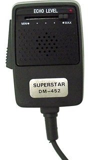 Workman DM452 Replacement CB Radio Echo Microphone
