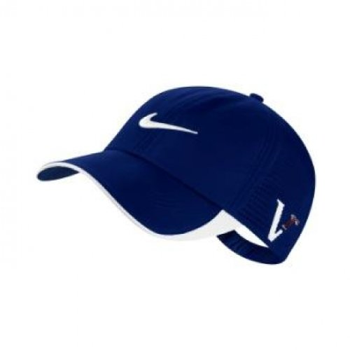 Nike Golf Dri-Fit Tour Perforated Cap, College Navy/White, One Size by Nike Golf