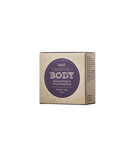 [KLAIRS] Be gentle natural Body Soap, body soap, body cleanser, 120g